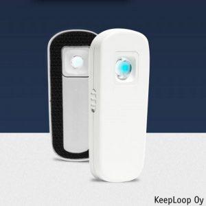 Keeploop mobiilimikroskooppi Biotuksesta tunnistusapu mikroskooppi mobiililaitteeseesi